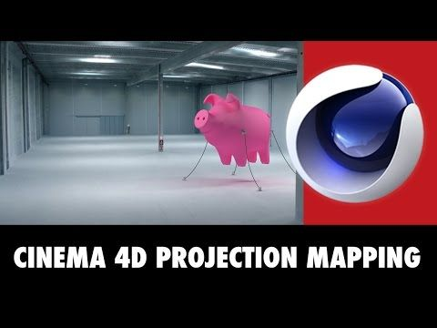 Projection mapping tutorial after effects