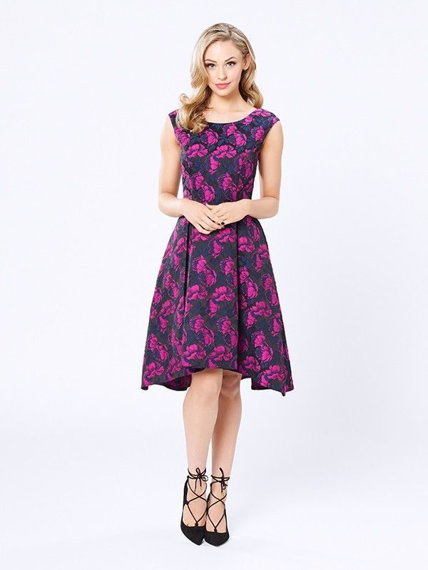 Review Australia - Mystic Rose Dress in Multi | Shop Dresses Online ...