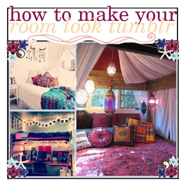 How To Make Your Room Look Tumblr By Abbycrisafi Liked On