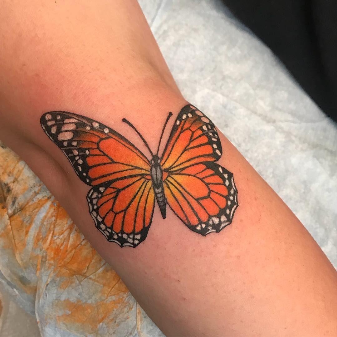 Photo of @kimsaigh sur Instagram: «#monarch #butterfly»