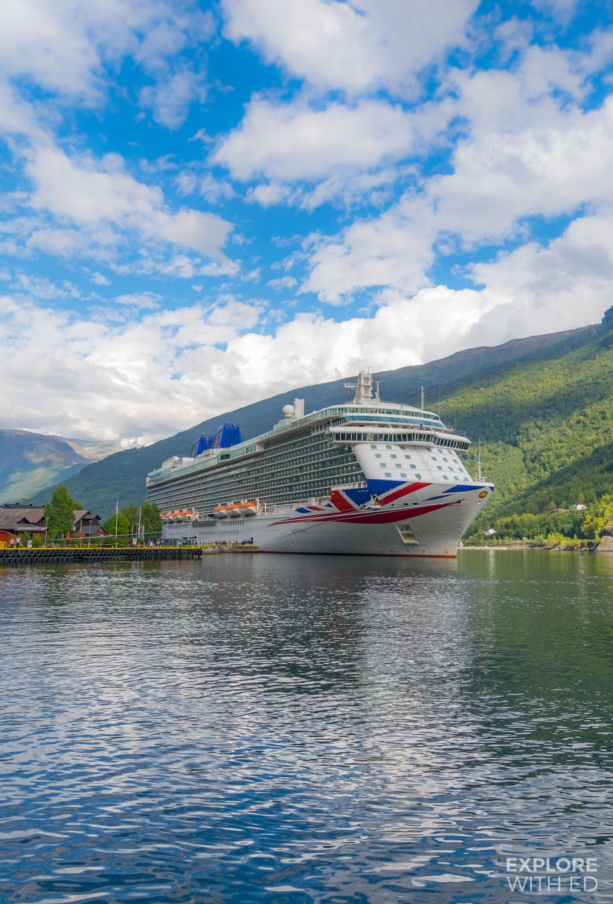 What S A Cruise To The Norwegian Fjords Like From Southampton Explore With Ed Norway Cruise Scandinavian Cruises Fjord Cruises