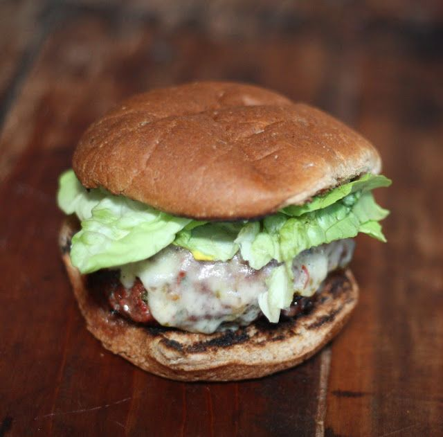 That's a burger! From E.A.T. blog