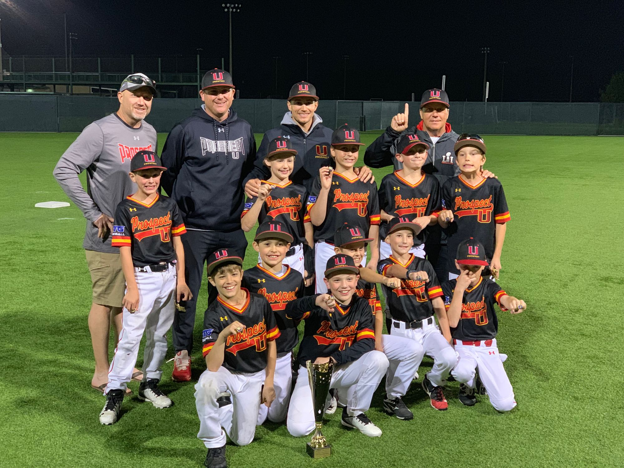 Prospect United 10u Rolls Through This Weekend Going 5 0 And Bringing Home The Title Www Bigleagueedge Com Travel Baseball Baseball Team The Unit