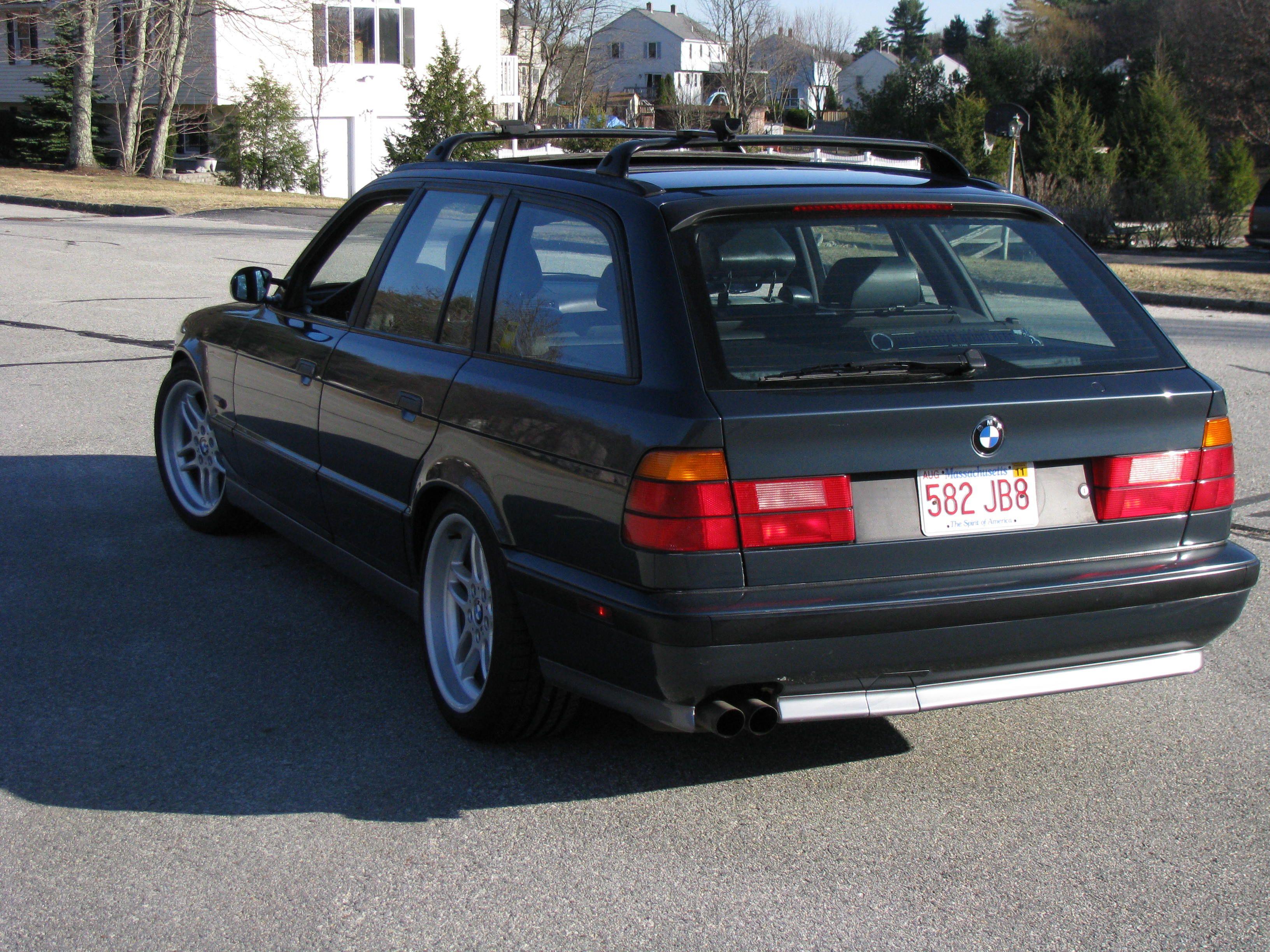 1995 BMW E34 M5 Touring | Bmw e34 | Pinterest | BMW, Cars and BMW M5