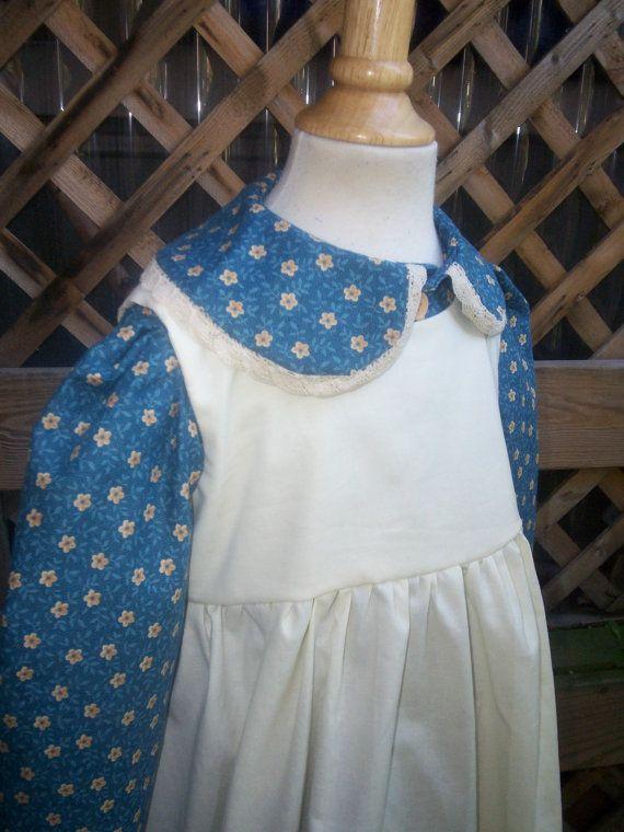 Little House On The Prairie Dress