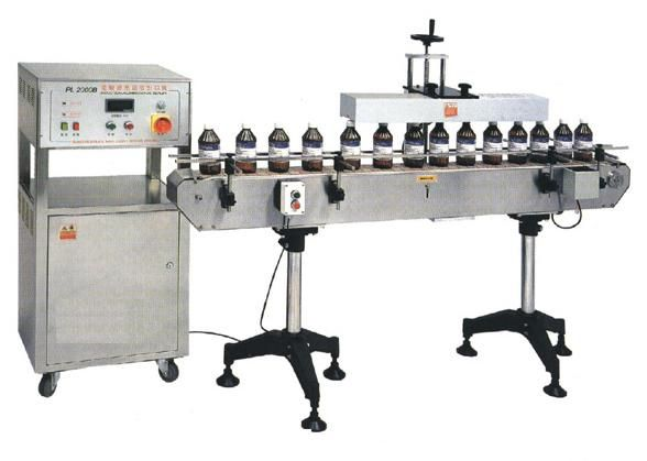 Aluminium Induction Cap Sealing Machine For Bottle Caps Packaging Machinery Manufacturing Electromagnetic Induction