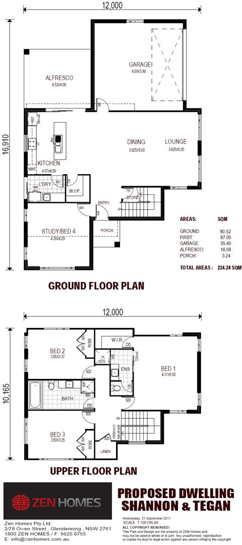 The House House Ground Floor Plan How To Plan