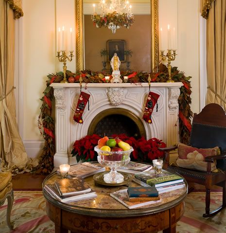 Interior Decorating Project: New Orleans Creole Christmas   Hal Williamson  Designs, Interior Decorator,