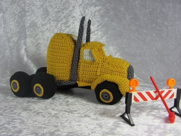 Lkw Truck Häkelanleitung Handarbeit Pinterest Crochet Crochet