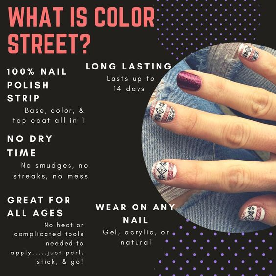 Where To Buy Color Street Nails With Images Color Street