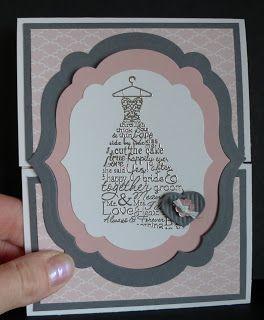 Karina's Kreations: Wedding Card