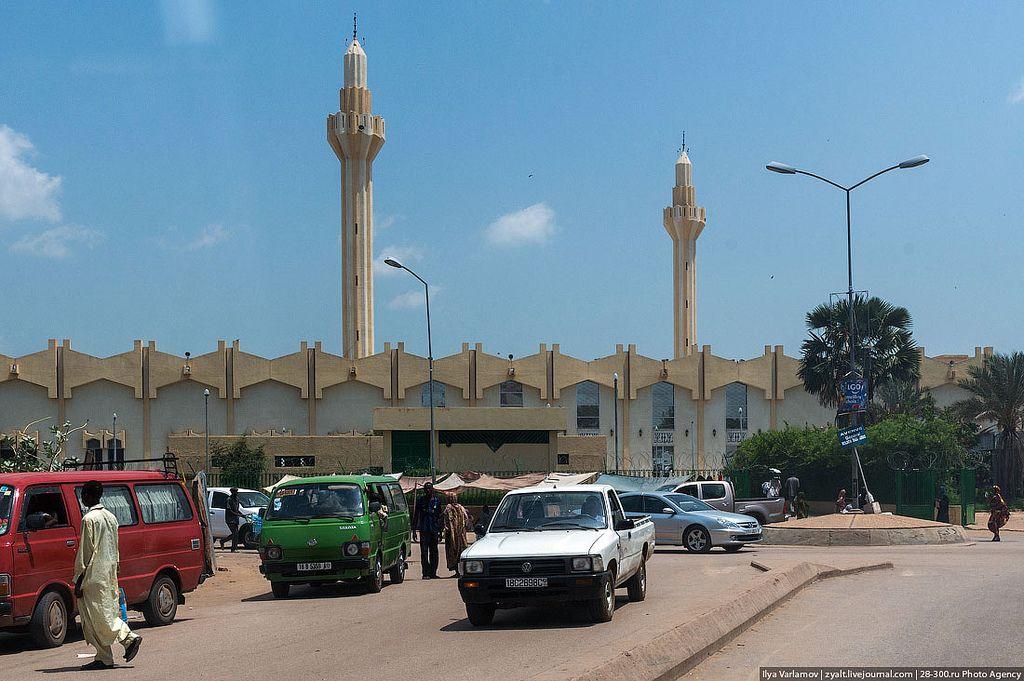 Chad – Grand mosque in N'Djamena