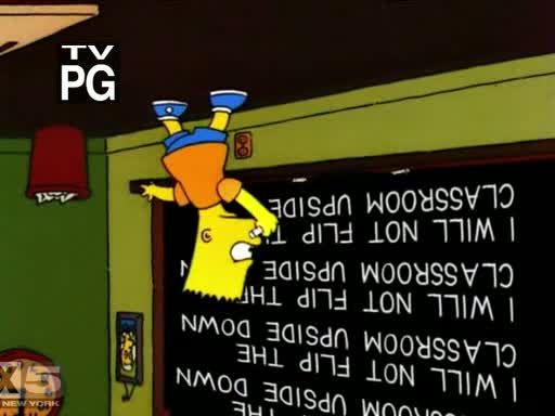 The Simpsons S17E16
