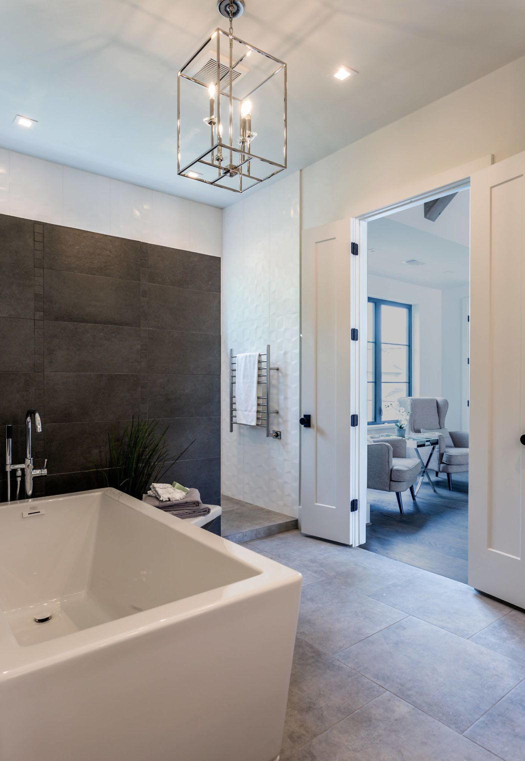 Modern House In Houston By Winfrey Design Build Interior