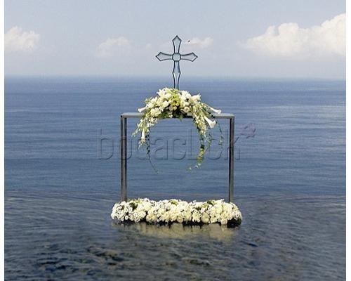 Decoración para la boda / Floreria Lino