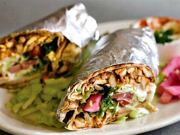 Shawarma - 8 Foods you Should Taste in Egypt