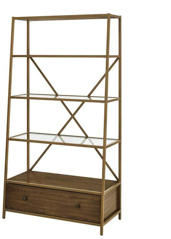 Modern Rustic Interiors Kit Etagere Bookcase In 2019 Products