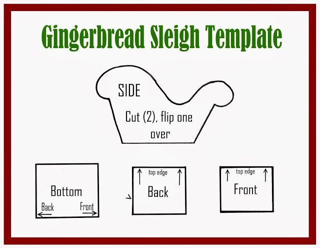 how to draw a 3d gingerbread house
