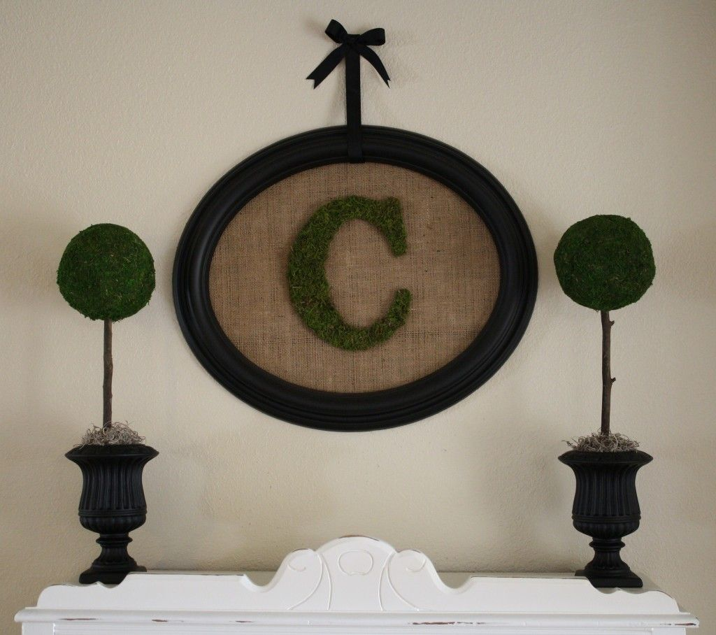 Junk into topiaries diy wall art pinterest topiaries