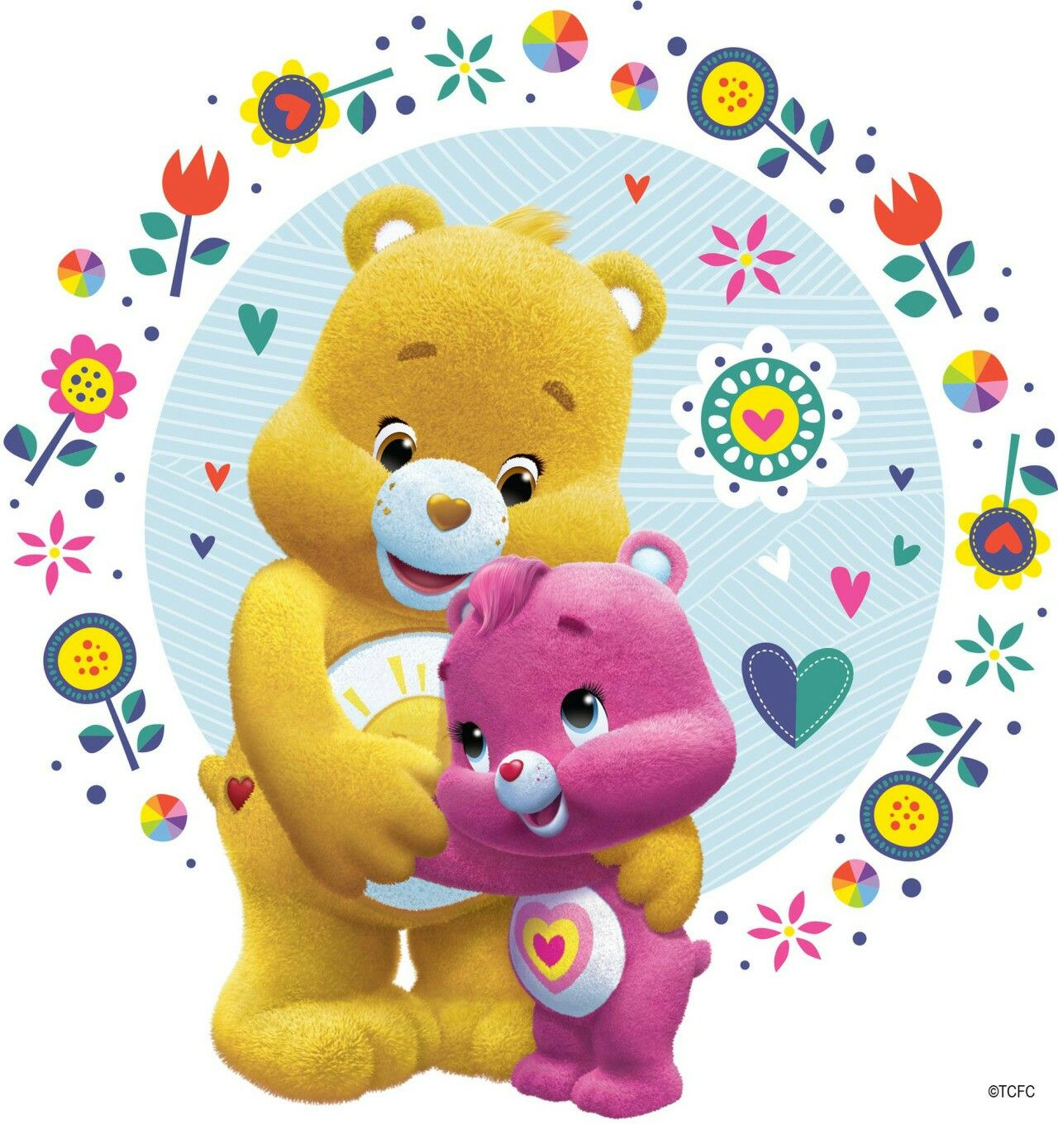Wonderheart Bear Coloring Pages Pics