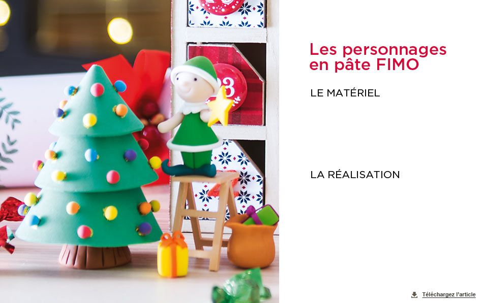 DIY Noël : fabriquer un calendrier de l'Avent