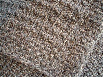 Free Knitting Pattern Afghans Blankets Elegant Lap Rug Knit