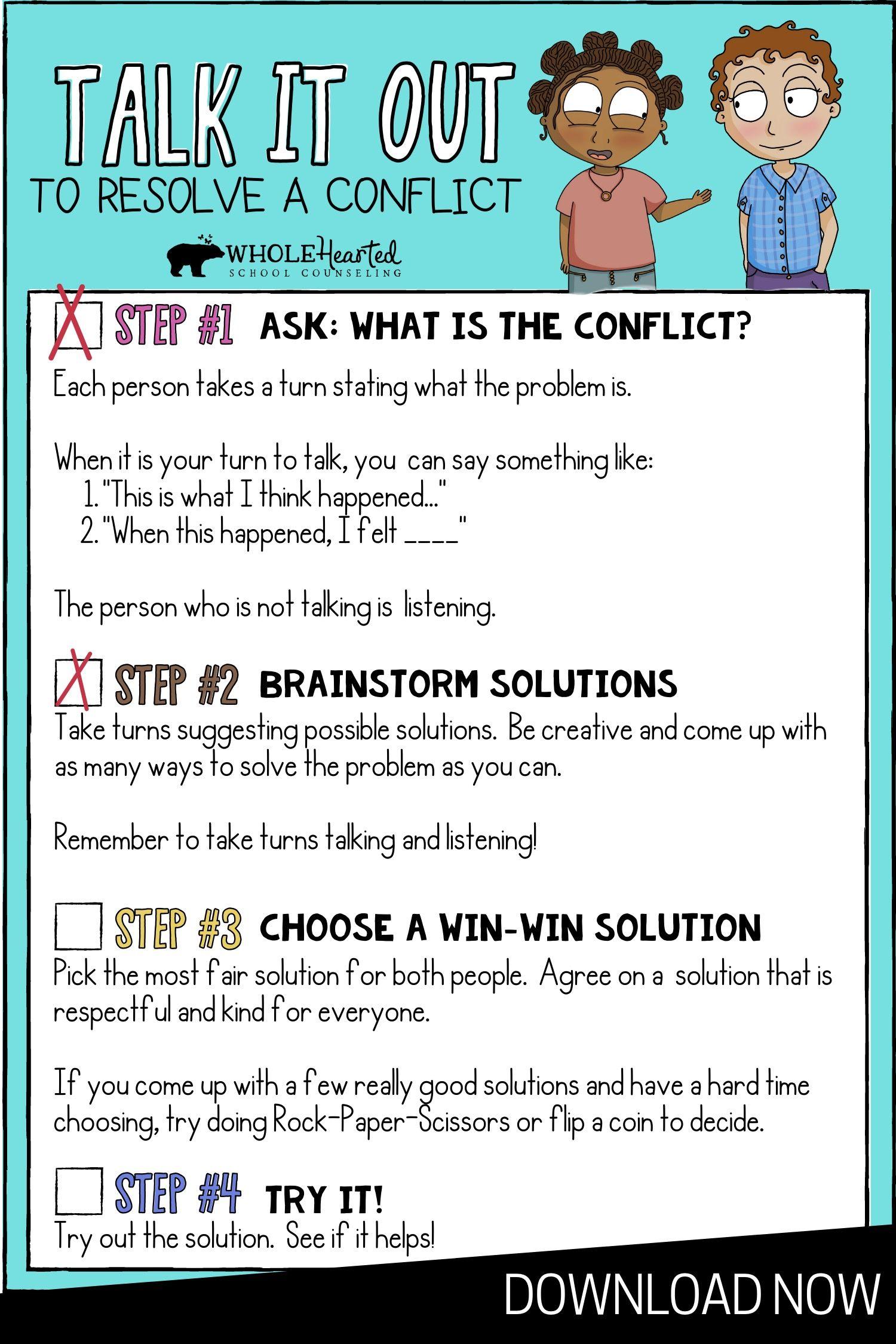 Calm Corner Kit Behavior Classroom Management Mindfulness