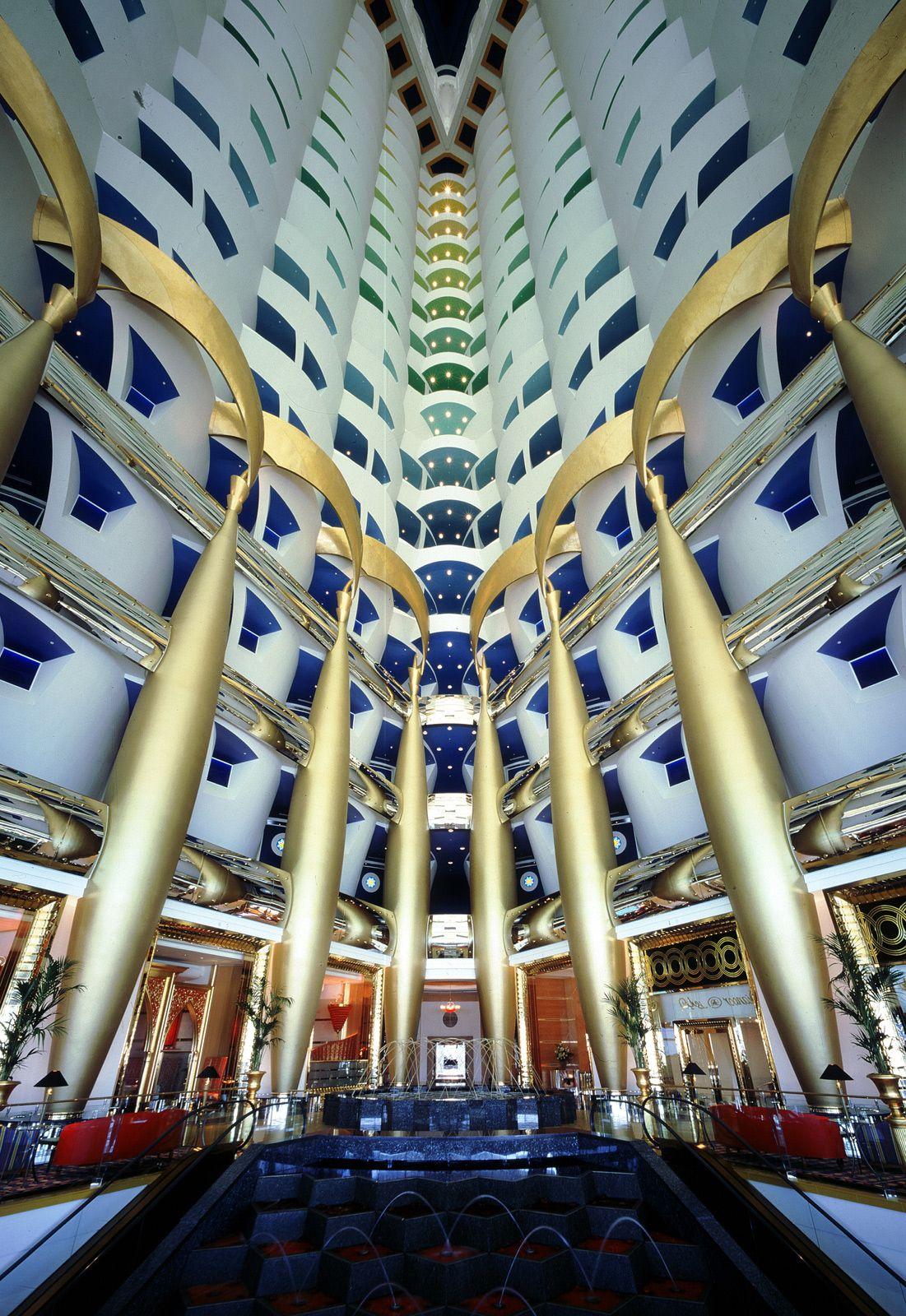 Burj Al Arab Interior