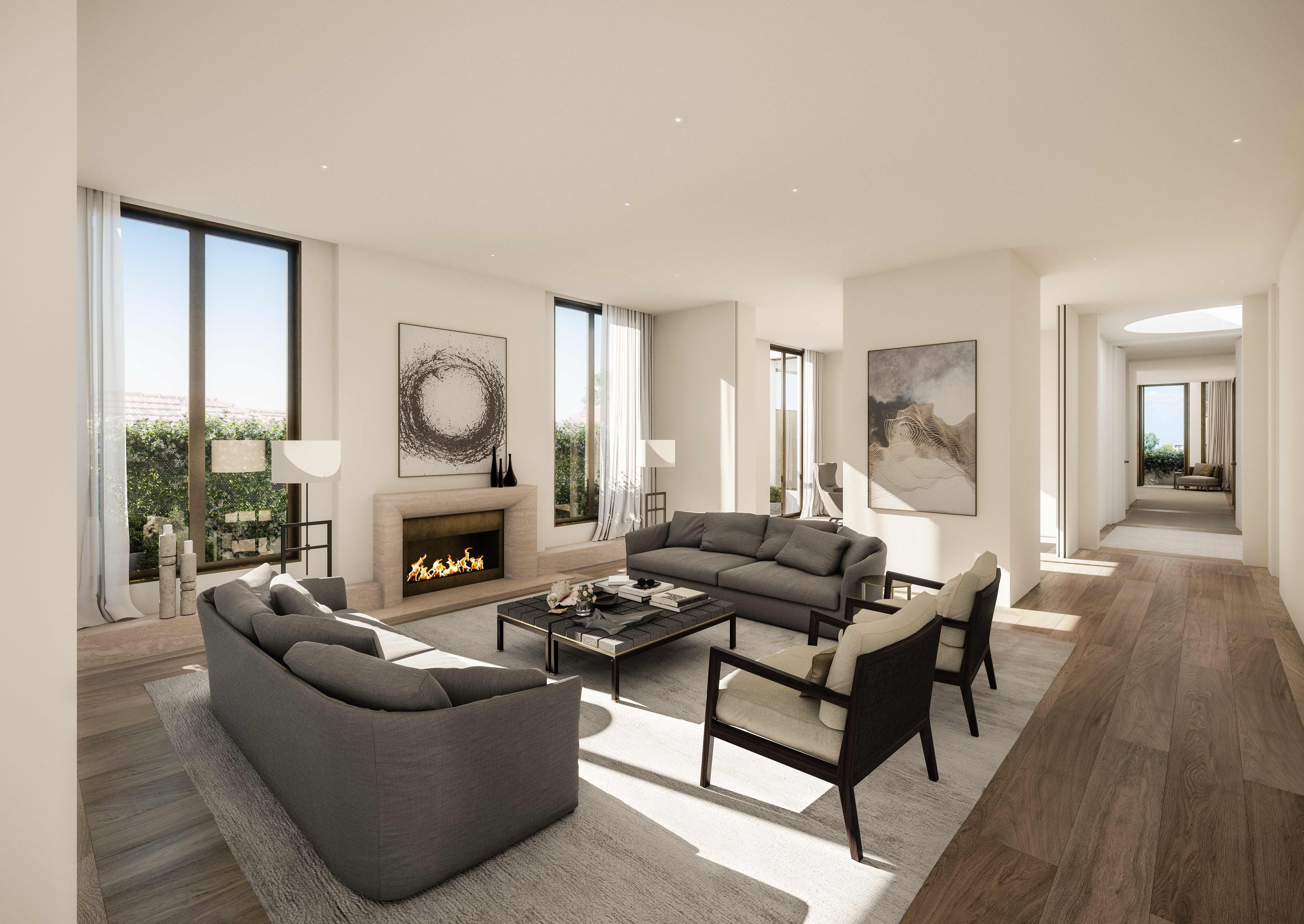 The Design  The Wallace  Architectural visualisations  Pinterest