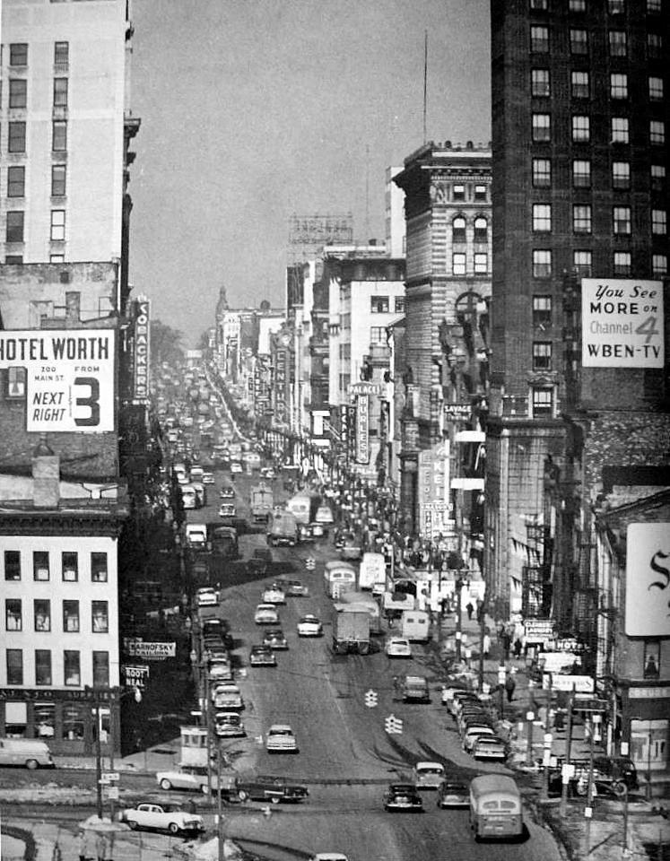 Buffalo New York 1950s Google Search Buffalo City Buffalo New