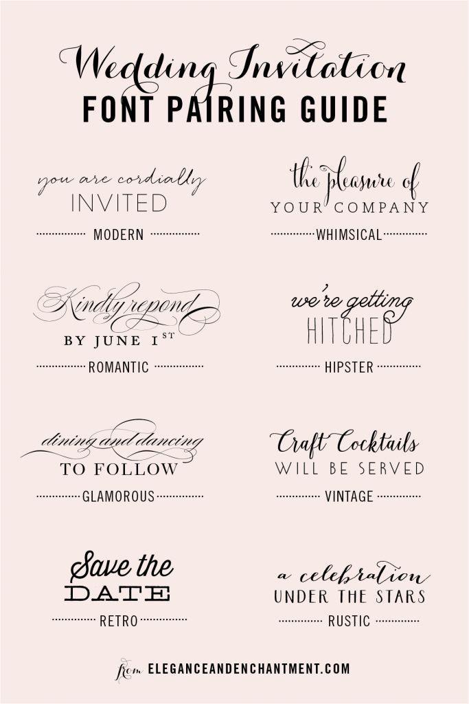 Hochzeitseinladung Schriftarten, Hochzeit Schriftarten,  Hochzeitstypographie, Hochzeits Marke, Einladung Ideen, Schreib U0026  Papierwaren Für Hochzeiten, ...