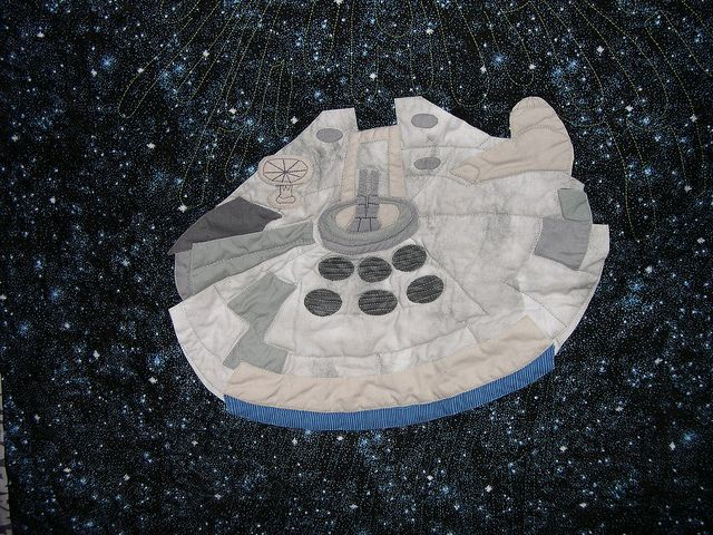 Hip To Be A Square Podcast Star Wars Return Of The Quilt By