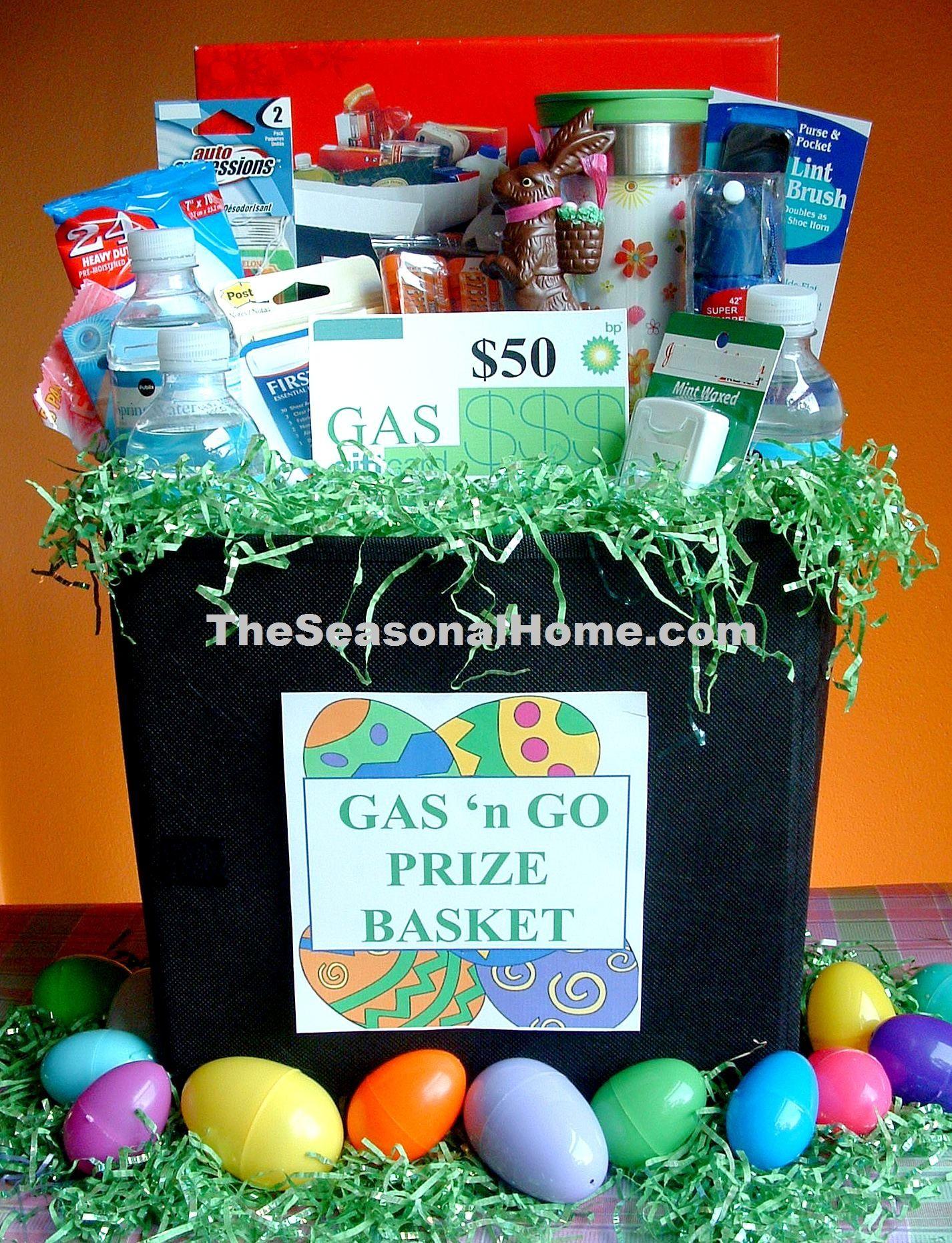 Easter Egg Hunt Prize Basket I Love Easter Easter Gift