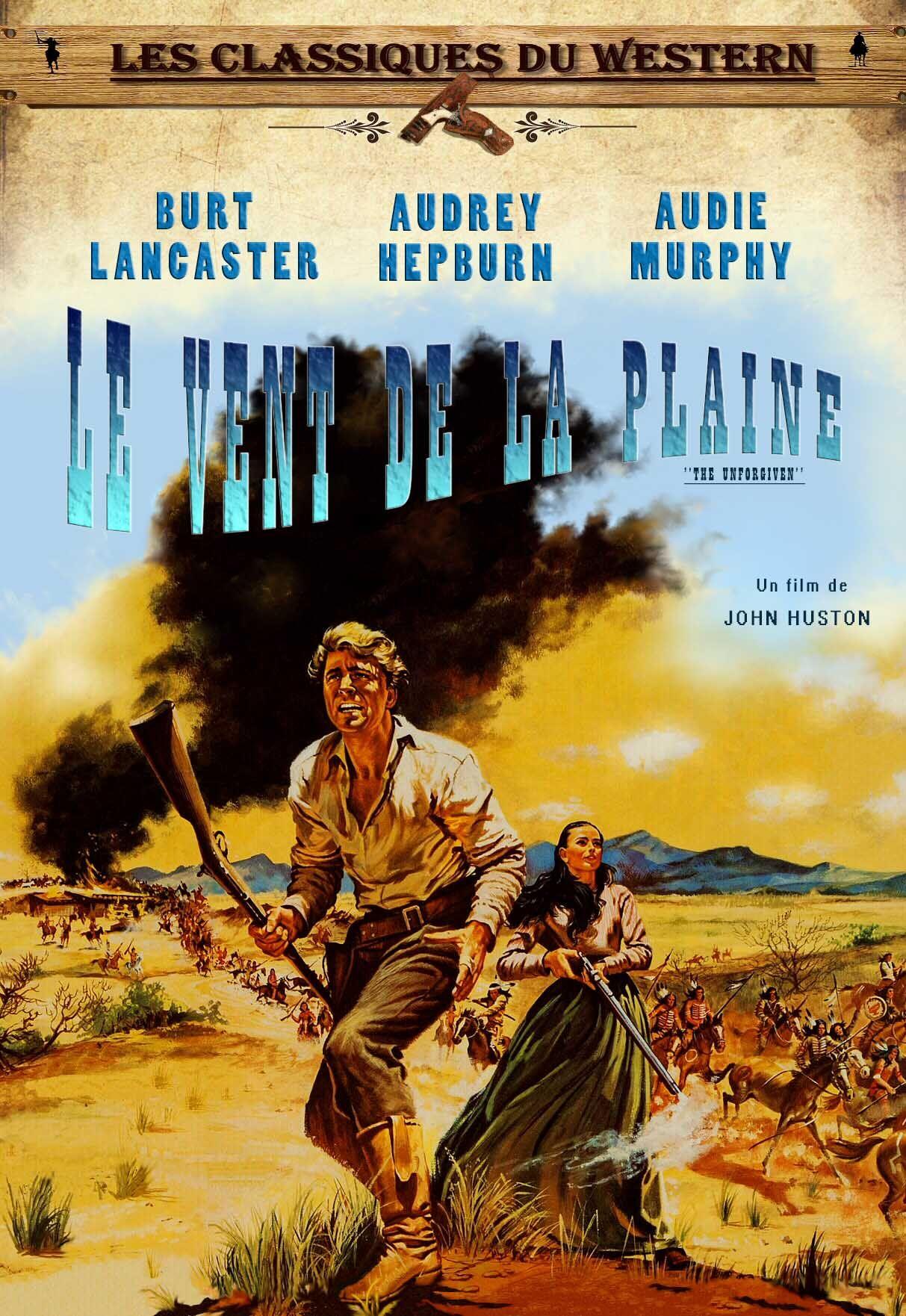 Le Vent De La Plaine : plaine, Plaine, Unforgiven, Huston, Lancaster