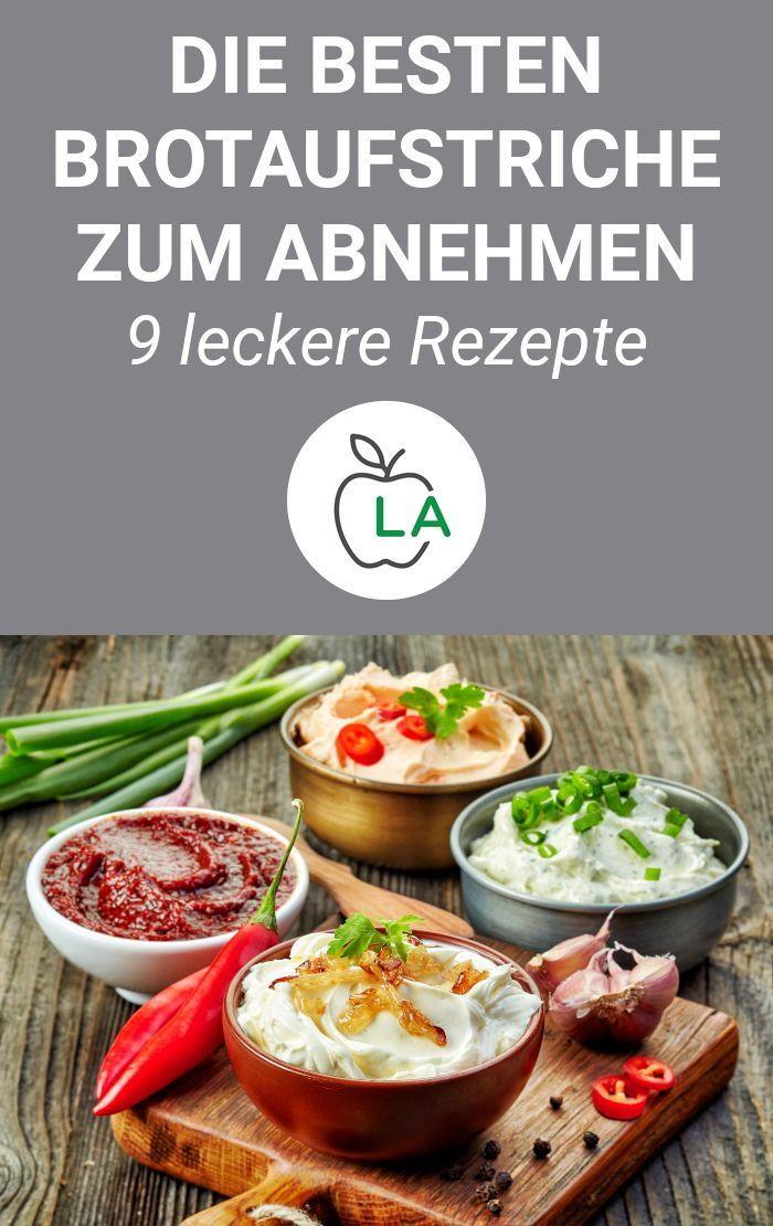 Kalorienarme Aufstriche - 9 köstliche Aufstriche zum Abnehmen   - Fitness Rezepte - #Abnehmen #AUFST...