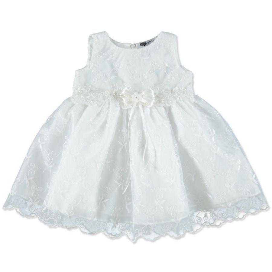 EISEND Girls Baby Taufkleid weiß   baby-markt.de   nähen   Pinterest ...