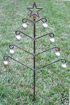 Christmas Tree Star Garden Yard Decoration Metal Iron Scroll Holiday Art Ct001 Metal Tree Welding Art Metal Tree Wall Art