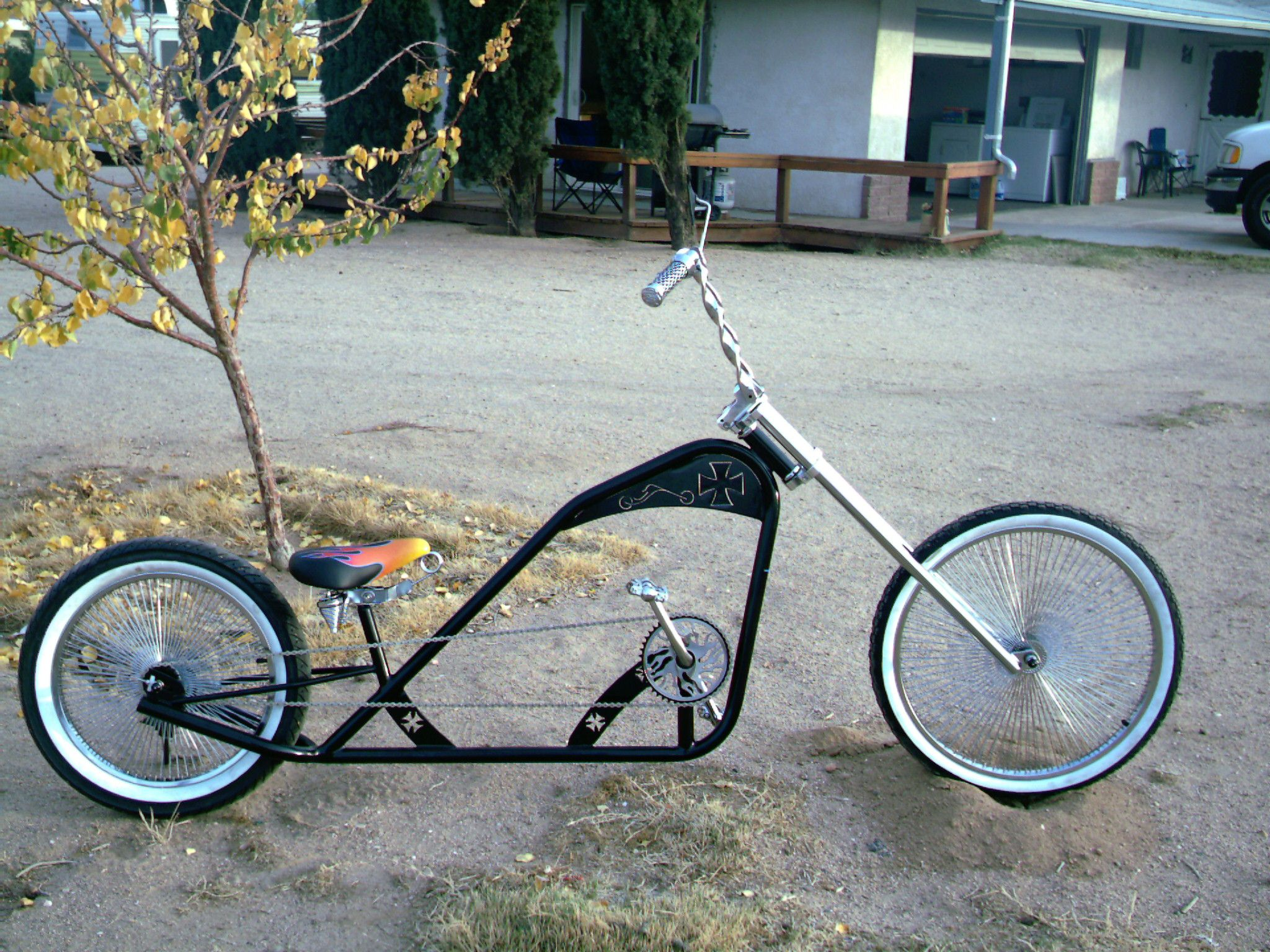 Pin By Bill On Landway Chopper Bicycles Bicycle Custom Bicycle Bobber