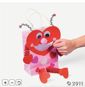 valentines card holders  Valentines day  Valentines
