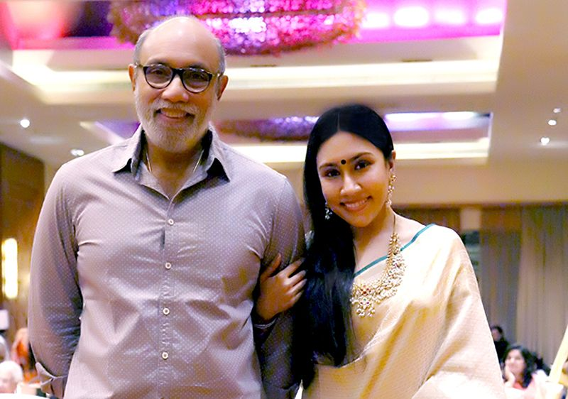 SATHYARAJ'S DAUGHTER TO JOIN THE COMMUNIST PARTY??