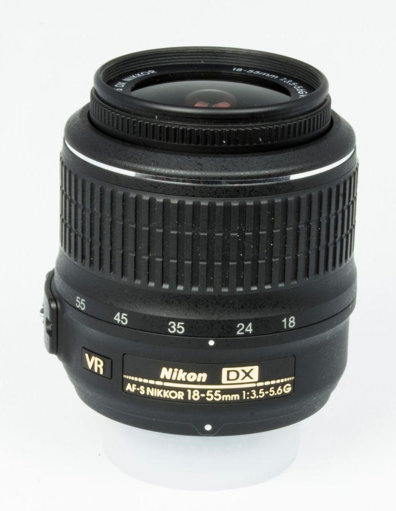 AF-S DX NIKKOR 18-55mm f/3.5-5.6G VR #Nikon