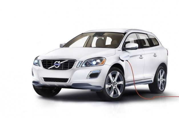 volvo + diesel + electric = must have  now I just need to find $75000 in the next year.
