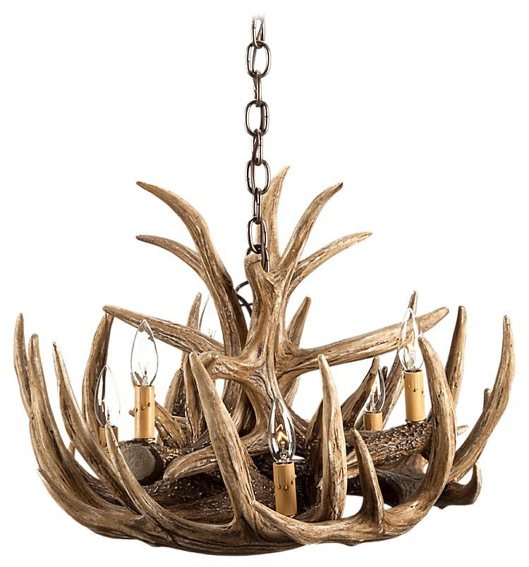 Cast horn designs candelabra whitetail antler chandelier cast horn designs candelabra whitetail antler chandelier mozeypictures Images