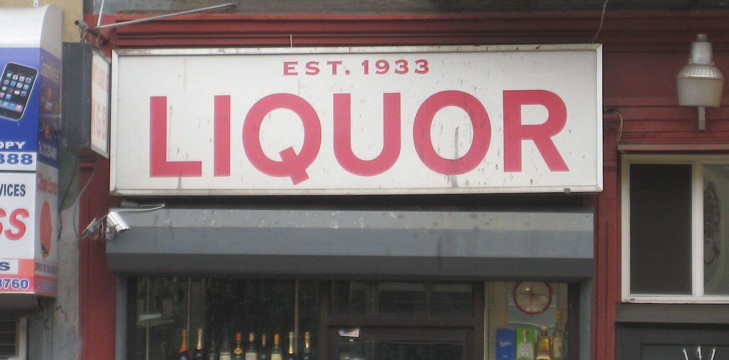 New Yorks coolest vintage liquor store signs in 2020