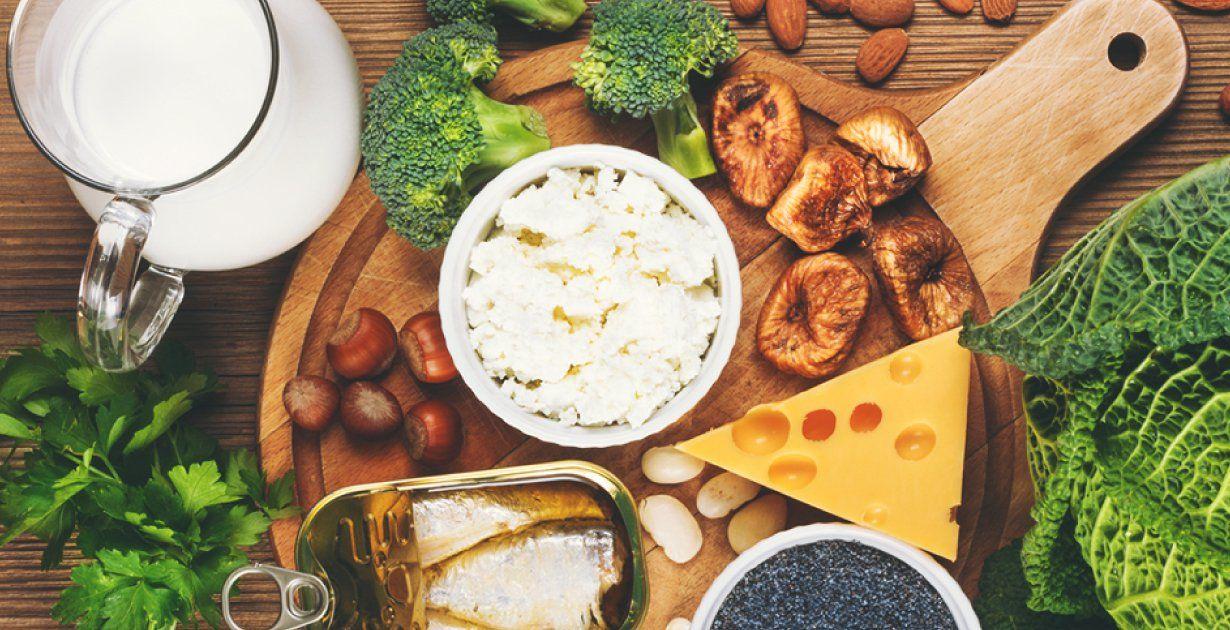 10 of the Best Foods for Bones & Teeth Calcium