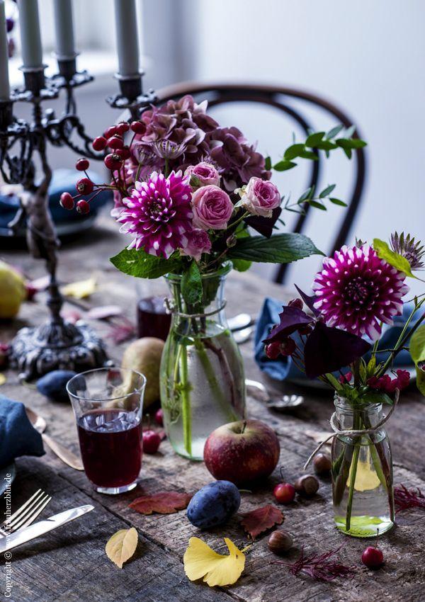 Frau Herzblut Blog || Zuhause #tischdekoherbstesstisch Frau Herzblut Blog || Zuhause #tischdekoherbstesstisch