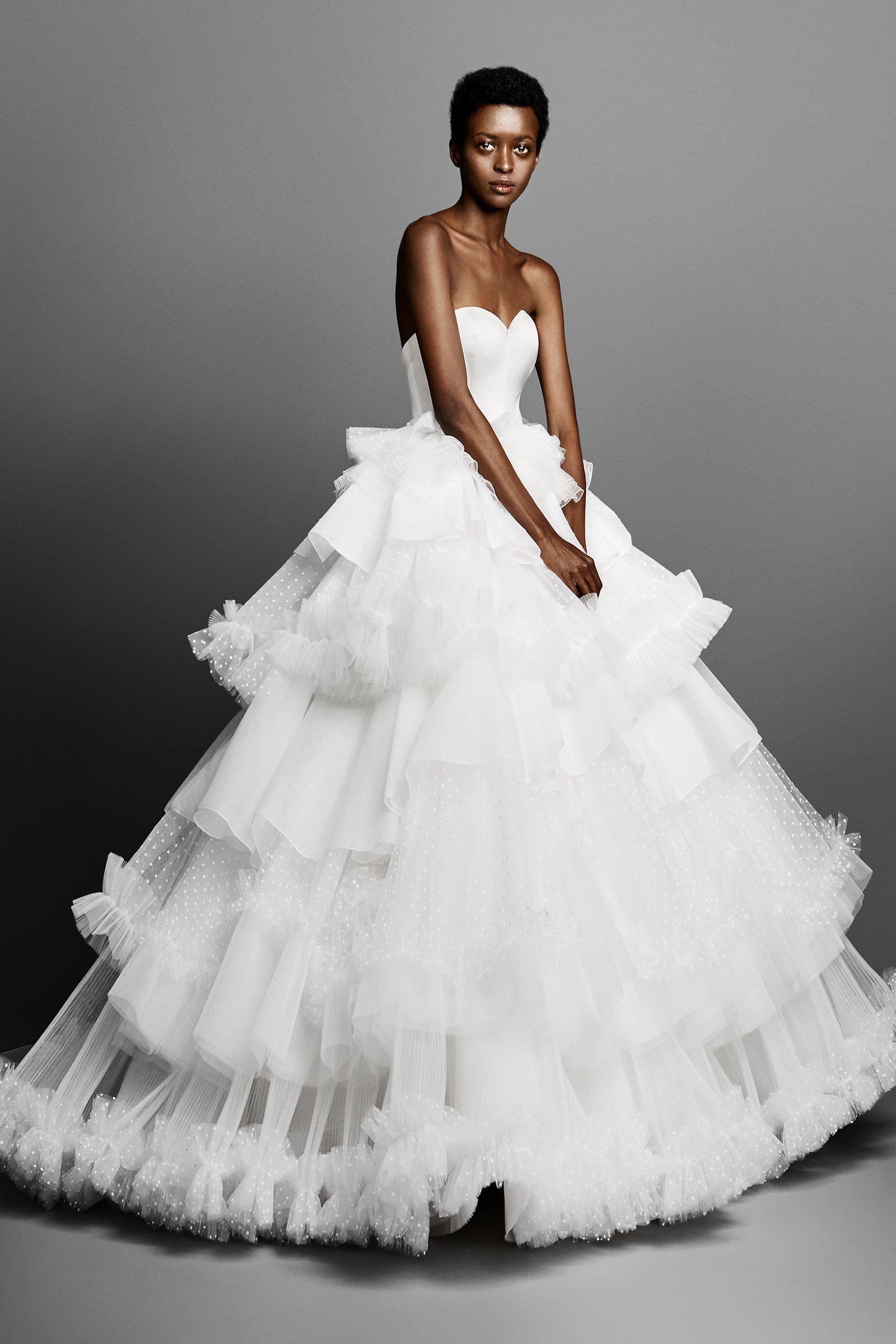 75b60c2c53b5 Viktor & Rolf Spring 2019. Viktor & Rolf Spring 2019 Wedding Dress Trends,  Princess Wedding Dresses, Best Wedding Dresses