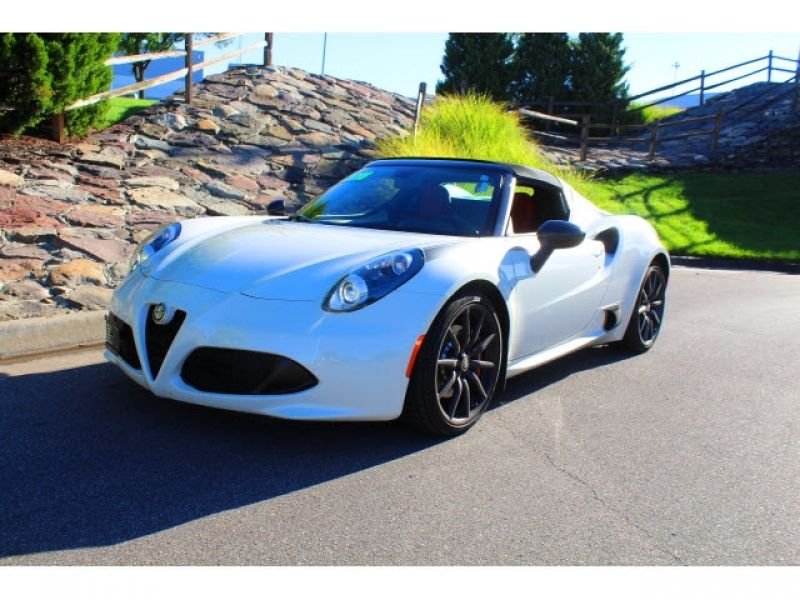 Used Alfa Romeo C For Sale Houston Tx Cargurus Throughout Alfa - Used alfa romeo 4c for sale