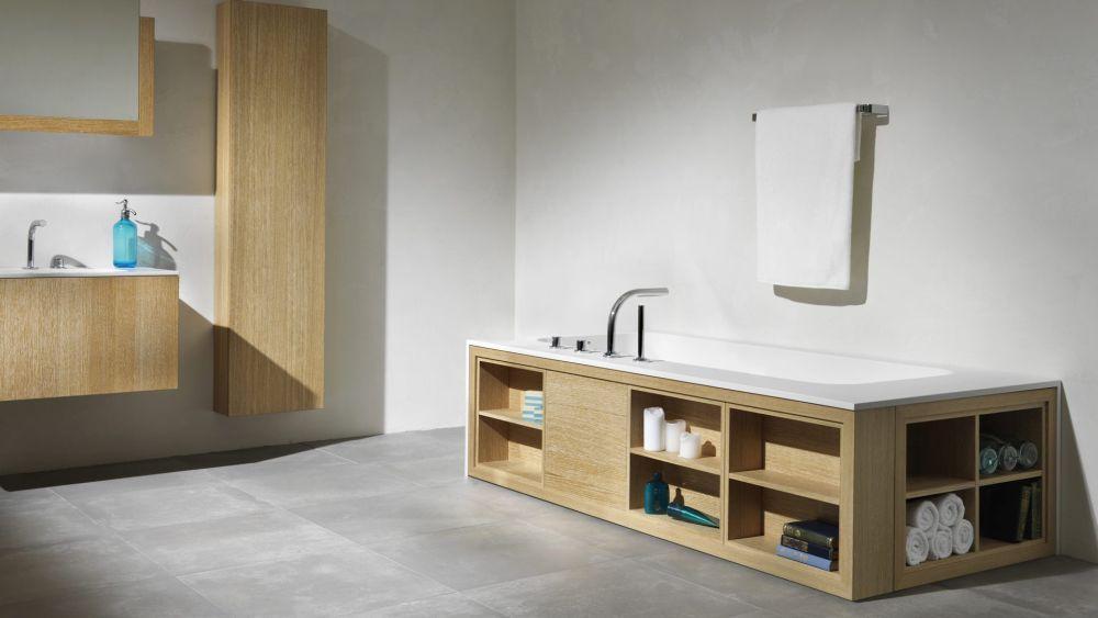 Was für schlichte und moderne Badezimmermöbel? #badezimmermobel - badezimmermöbel aus holz