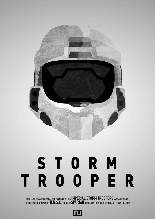 Stormtrooper / Helter Skelters / Por Martin Hallgren